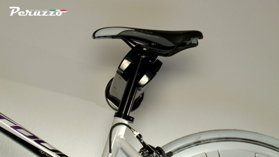 Bardzo dobra Wieszak rowerowy ścienny Peruzzo Cool Bike Rack - biały - GoTravels SM32
